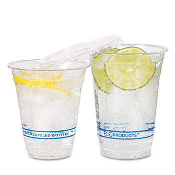 Eco-Products Recycled Plastic Cups From Zuma
