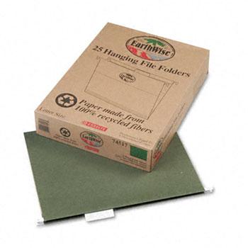Zuma Has Earthwise 100% Recycled Folders
