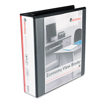 Universal View Binders From Zuma Office Supply