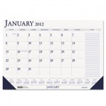 House of Doolittle Recycled Calendar Desk pad