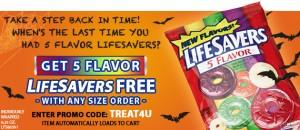 Life Savers Offer