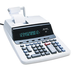 Sharp VX2652H Printing Calculator