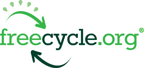 Freecycle.org  is a really cool organization that keeps 500 tons a day out of landfills, and gives a way stuff to people in need!